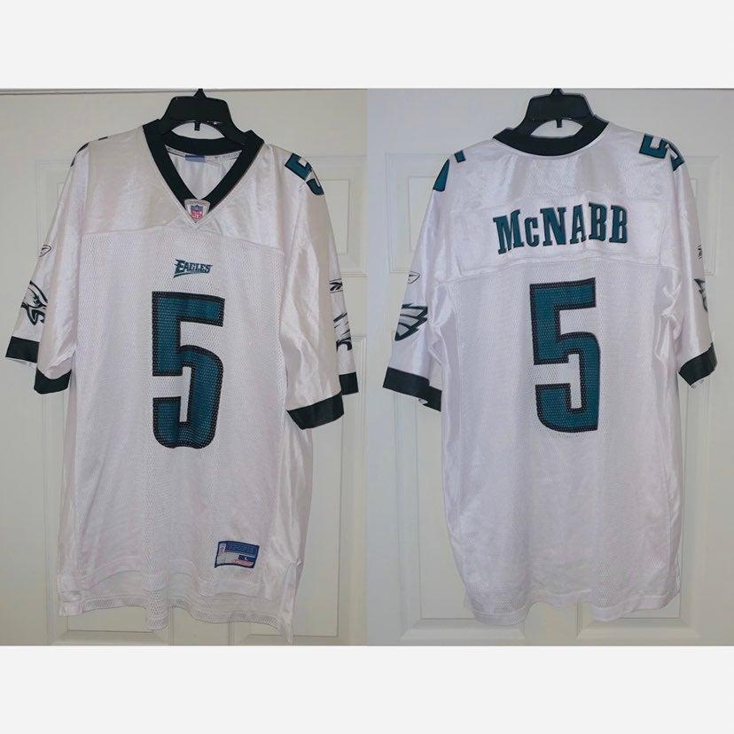 NFL Eagles McNabb Jersey Size L