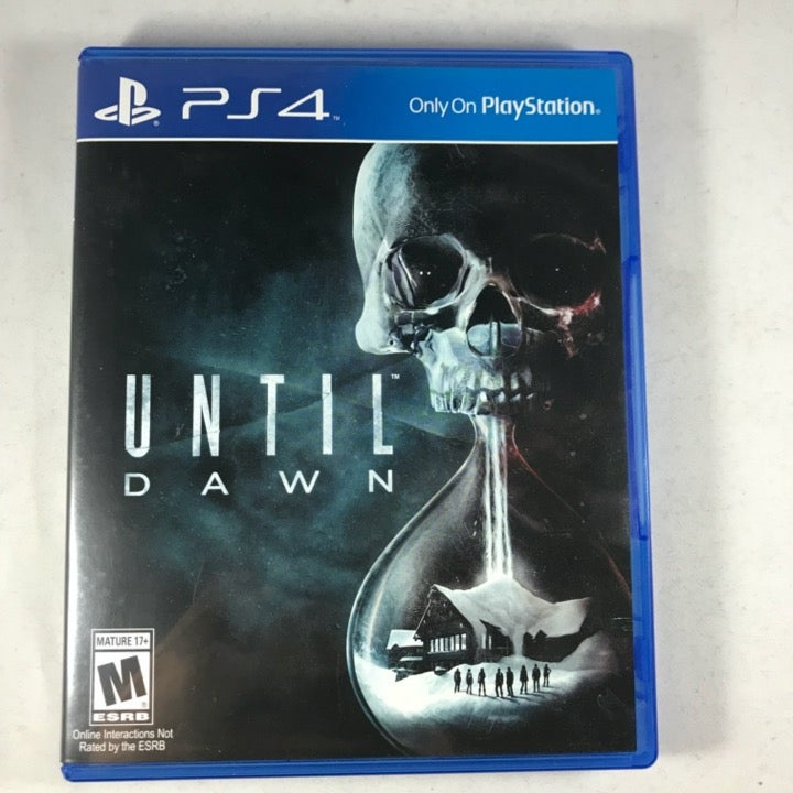 PS4 Until Dawn Tested