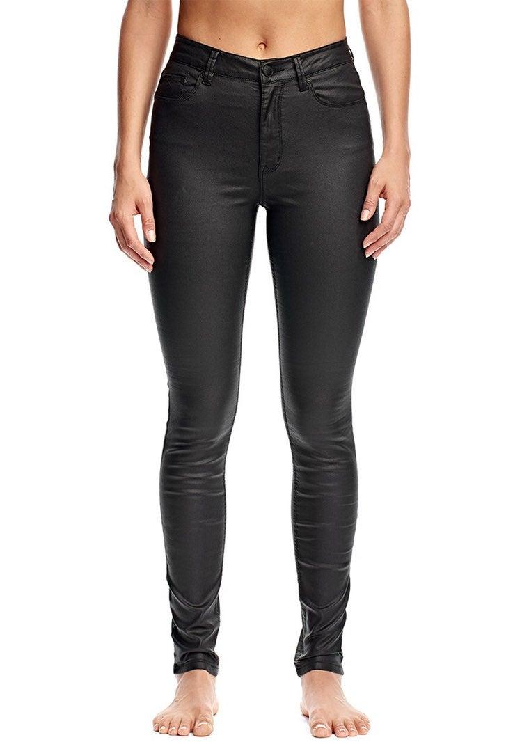 'Shining' Black Jeans