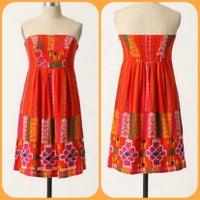 5445b31a5fd1 Anthropologie Side Zip Dresses | Mercari
