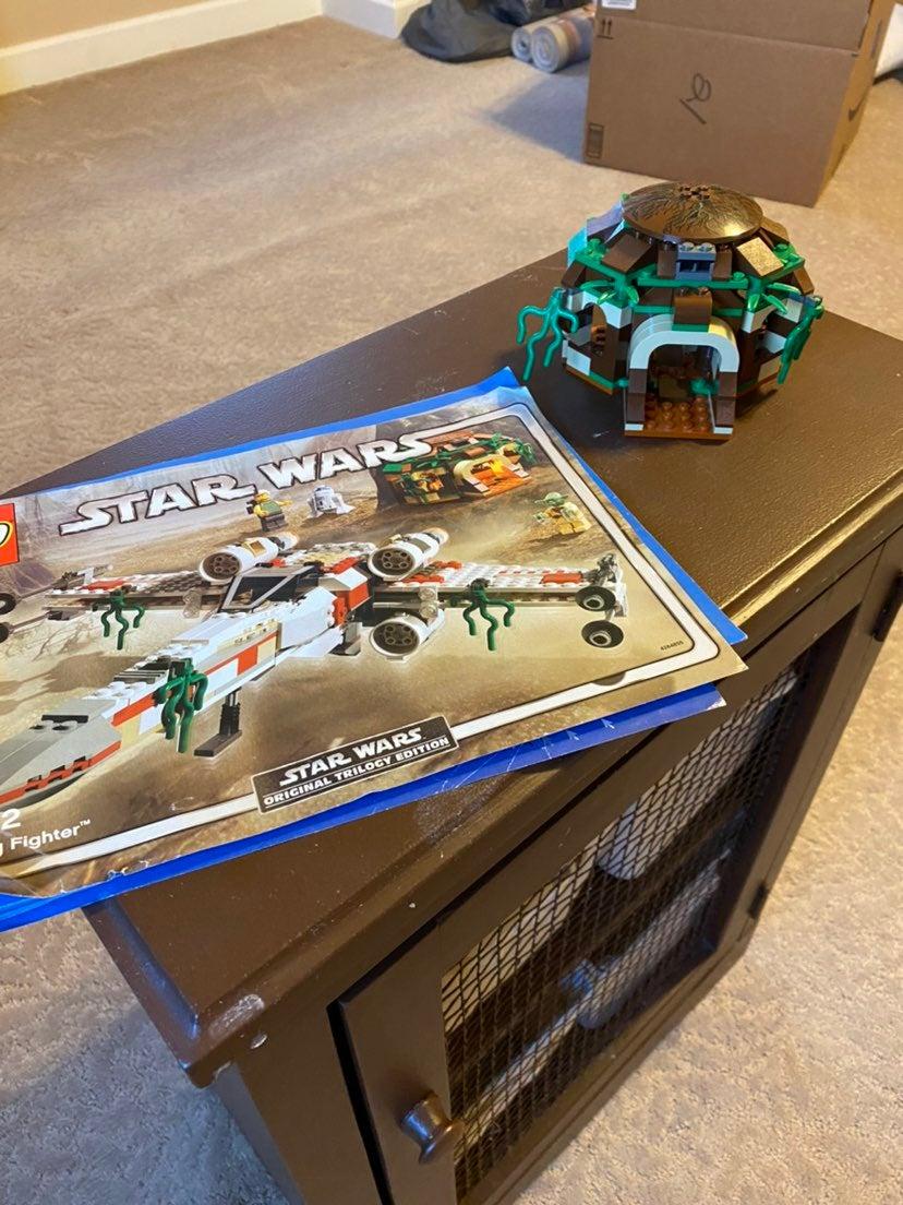 Star Wars Lego 4502 (Yoda's Hut Only)