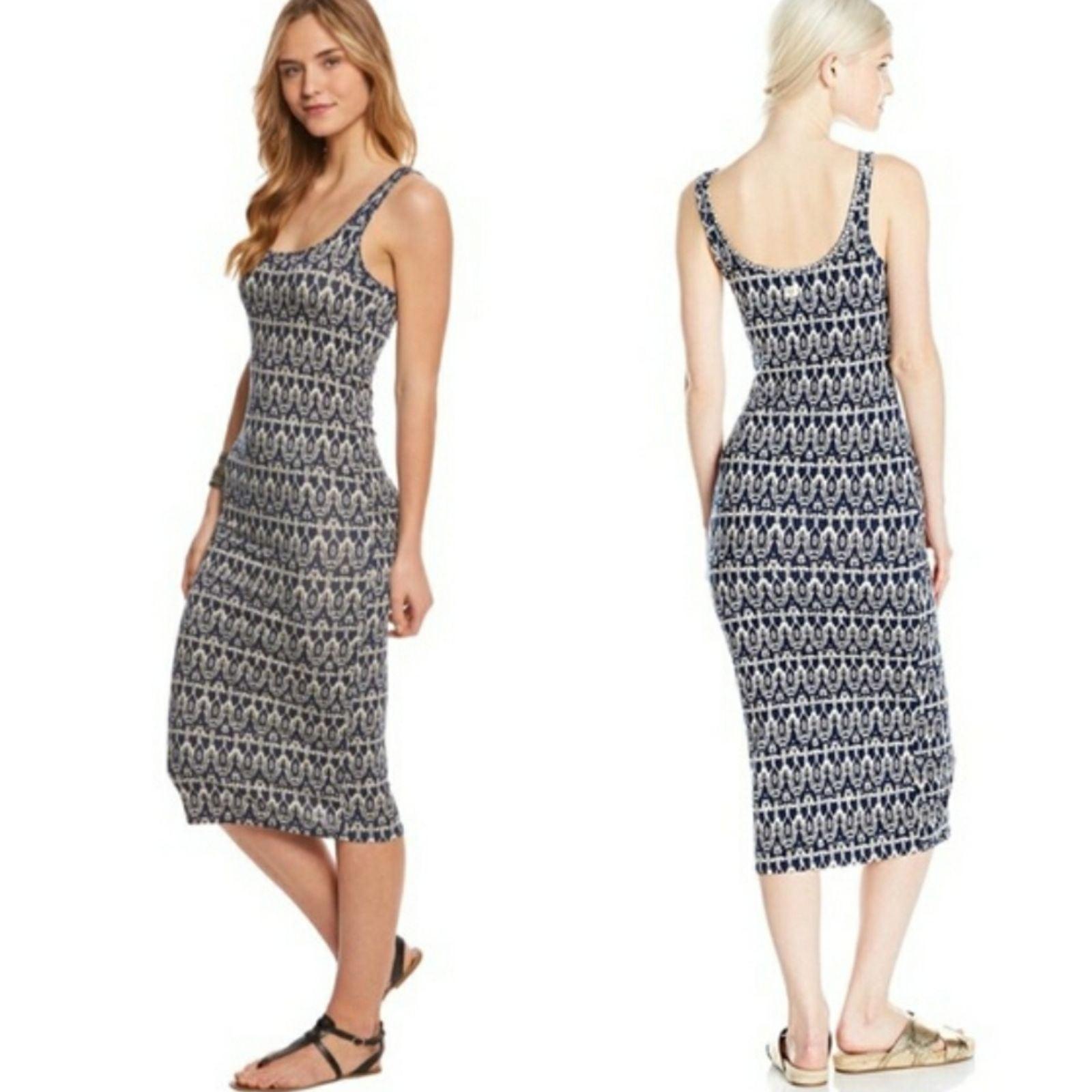 Billabong Share Joy Bodycon Midi Dress