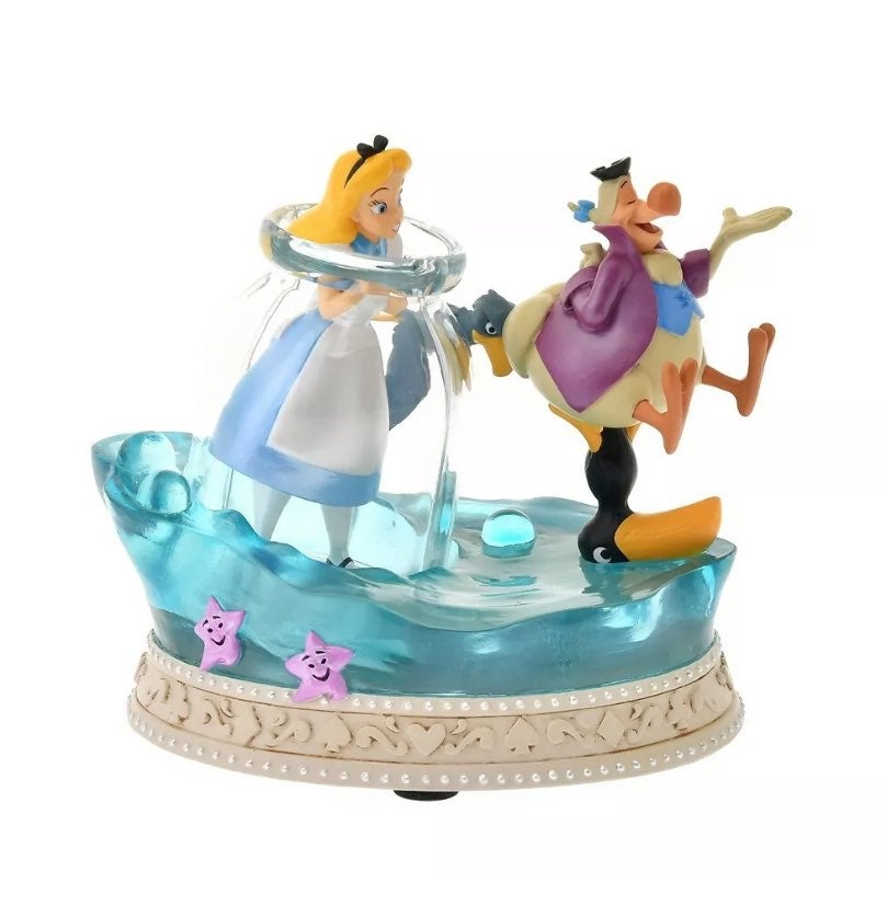 Disney alice in wonderland 70th figurine