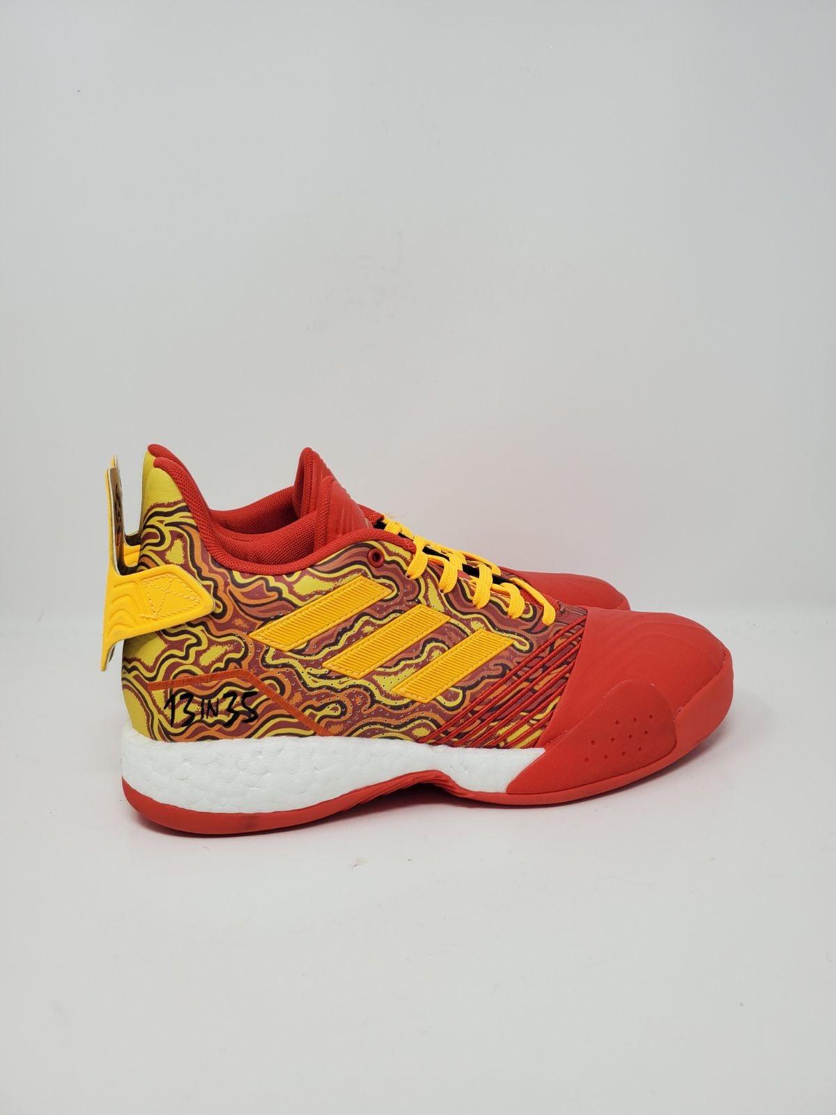 New adidas T-MAC basketball shoes