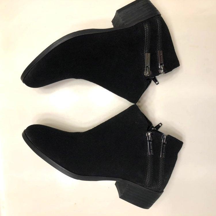 Gianni Bini Suede Leather Boots