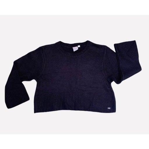 Cruel Girl Crop Top Sweater Sz Large
