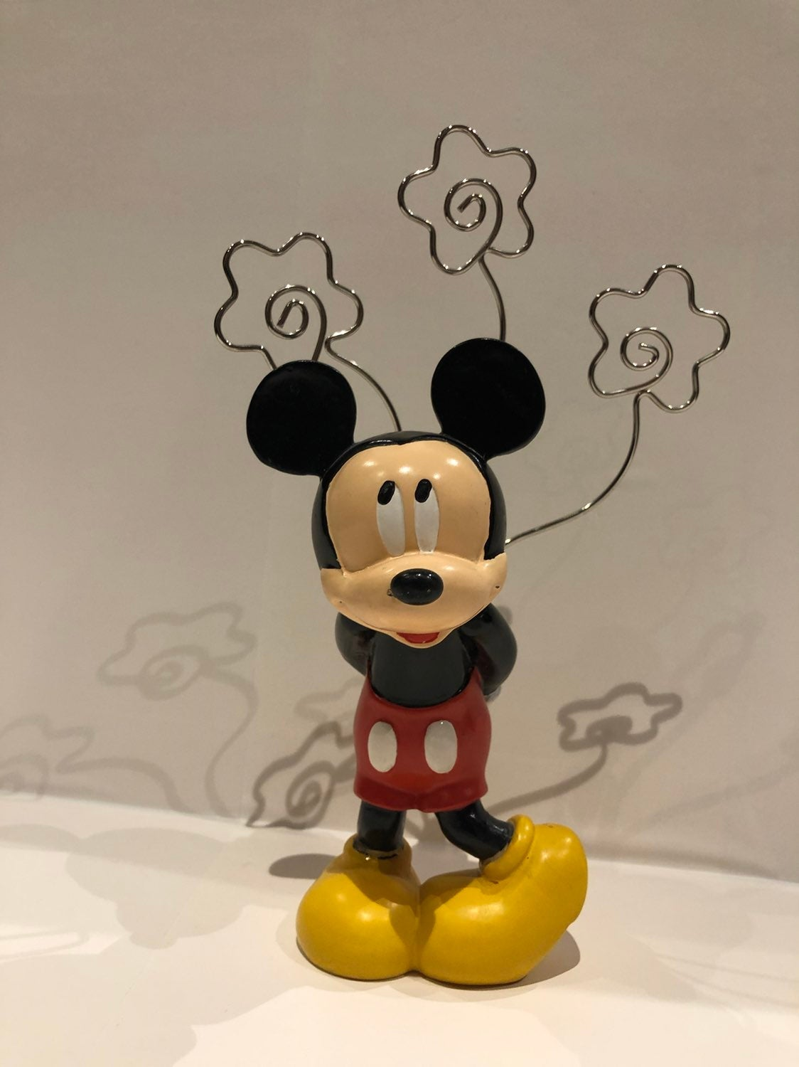 Mickey Mouse picture holder