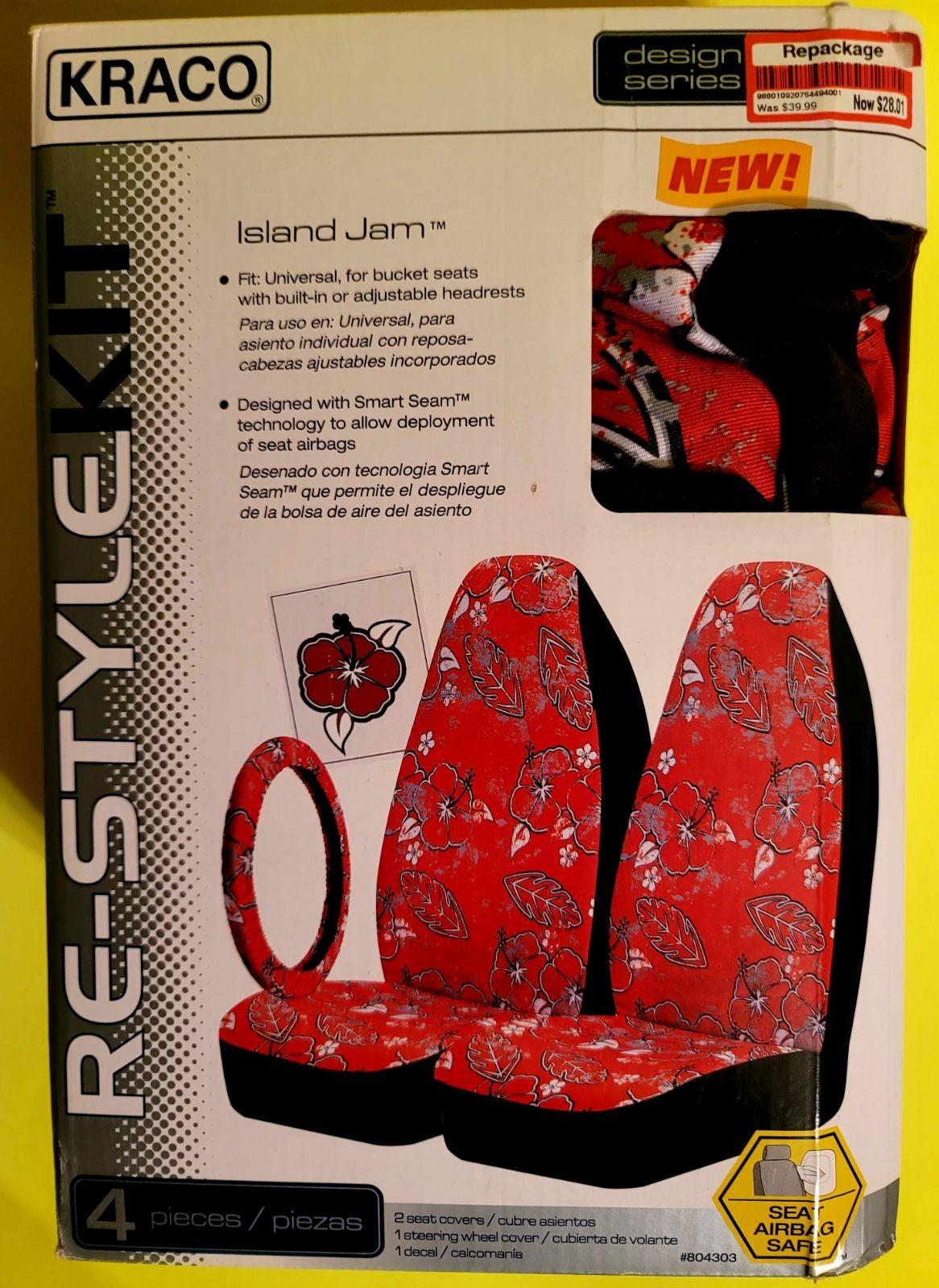 Kraco Re-Style Auto Kit