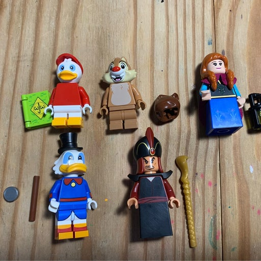Lego Disney Mini Fugure Lot