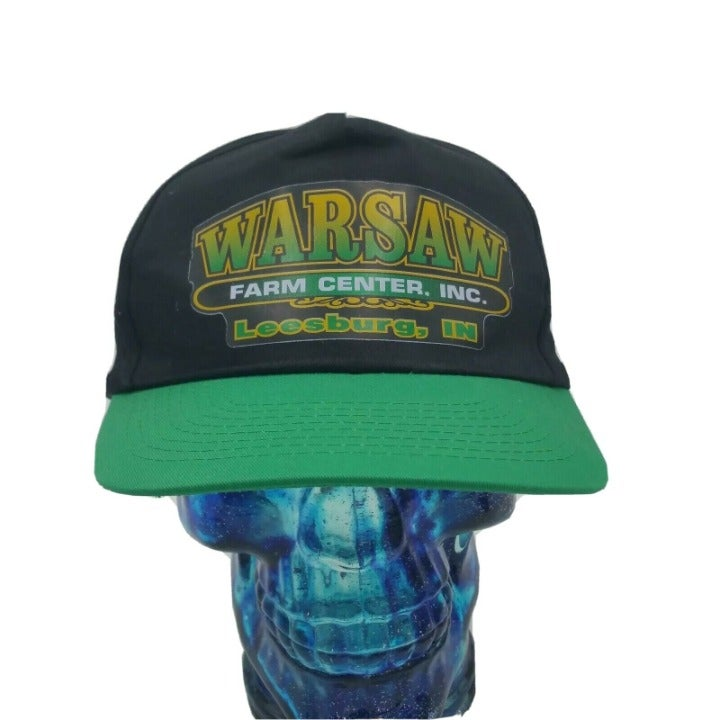 Warsaw Farm Center Inc Men's Hat Black