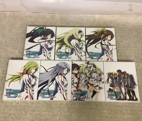 Infinite Stratos 6 Volumes + Encore