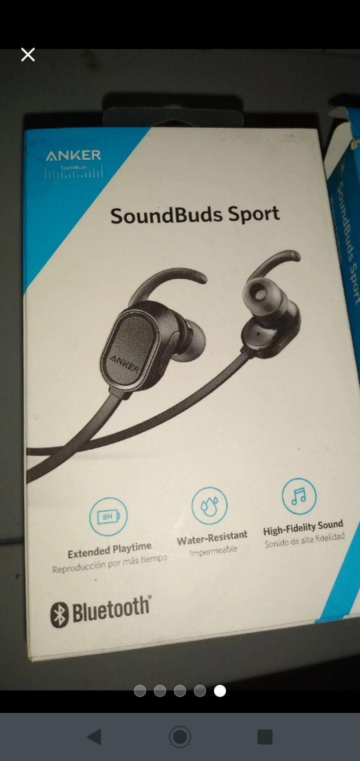 anker Soundbud sport wireless bluetooth