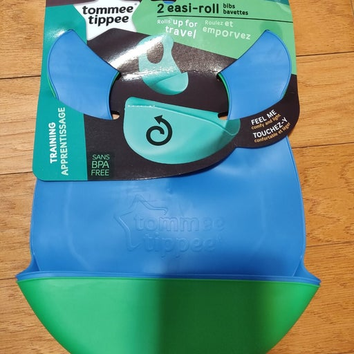 Tommee Tippee silicone Bib New