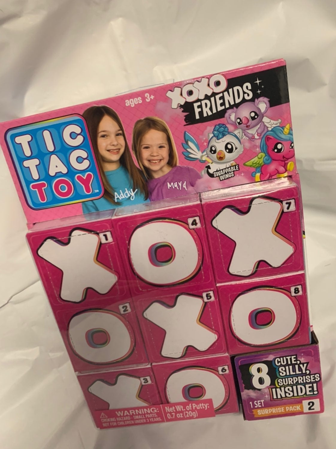TIC TAC TOY XOXO FRIENDS surprise myster