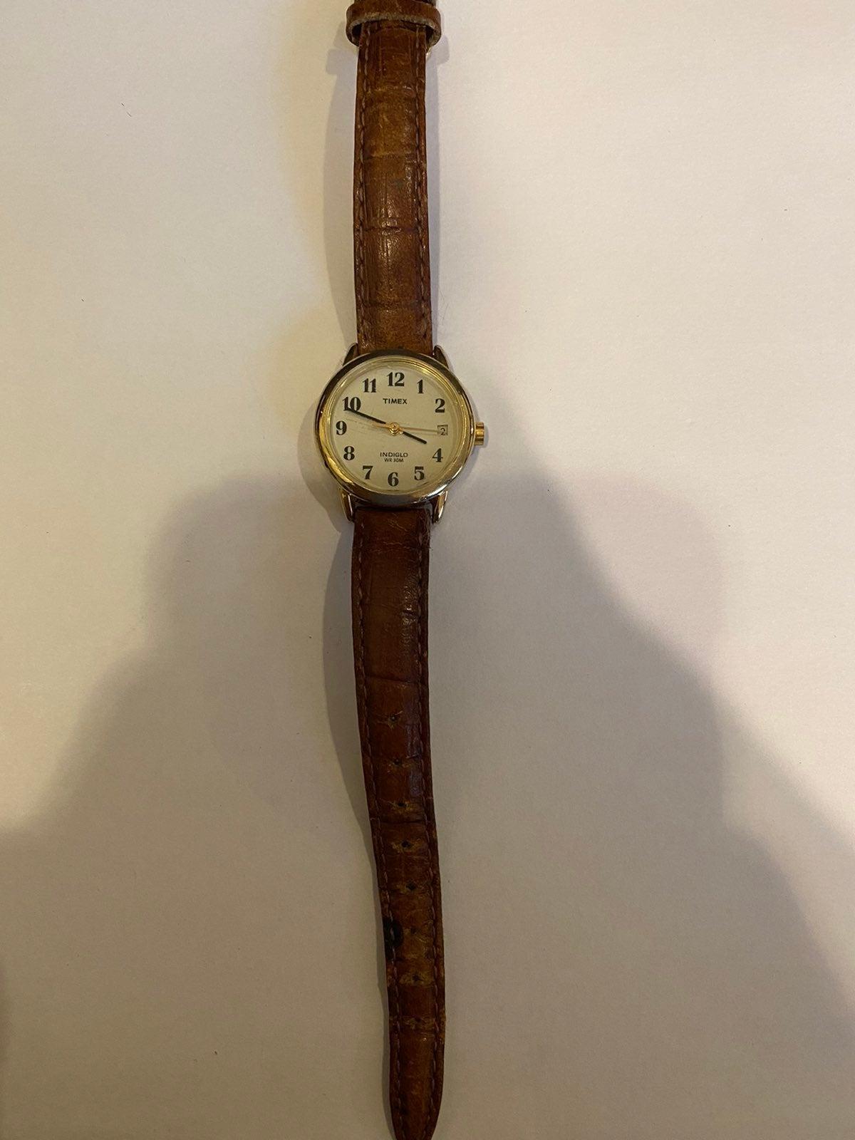 Timex Indiglo WR 30m cr1216