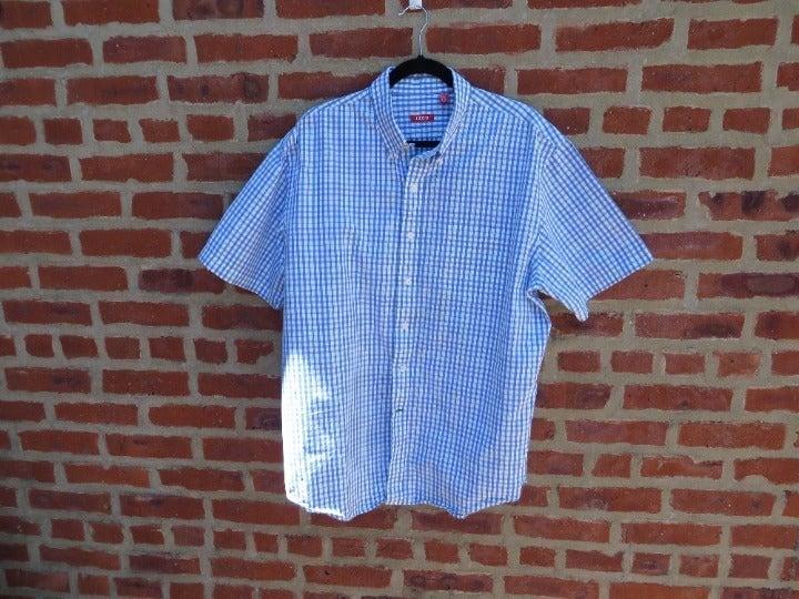 Izod Short Sleeve Men's Shirts XL