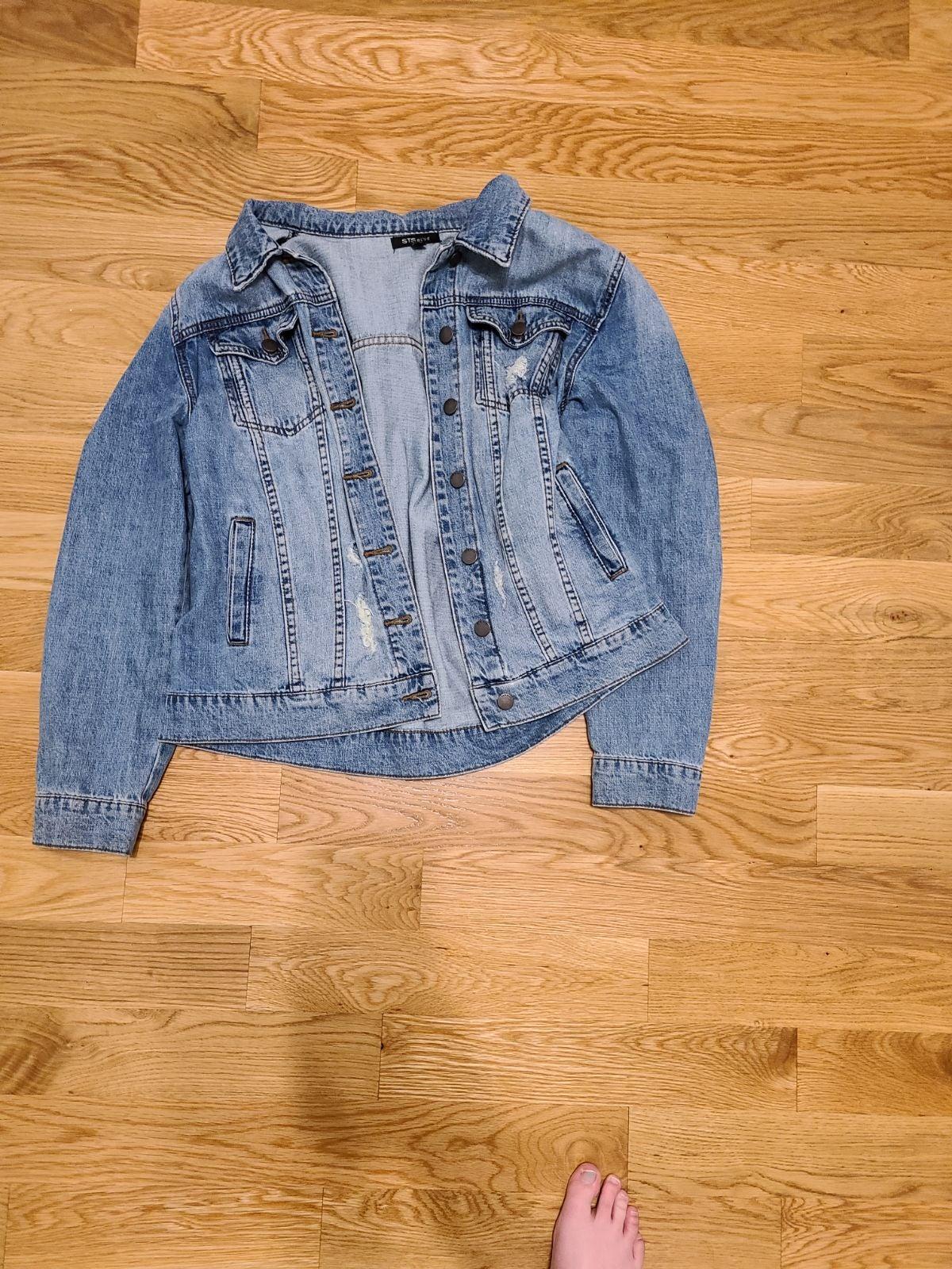Sts blue denim jacket