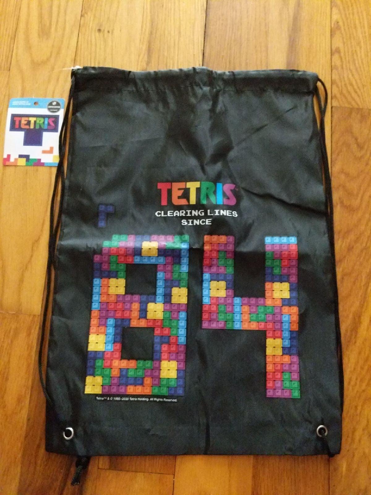 Loot Crate Gaming - TETRIS - Cinch Bag