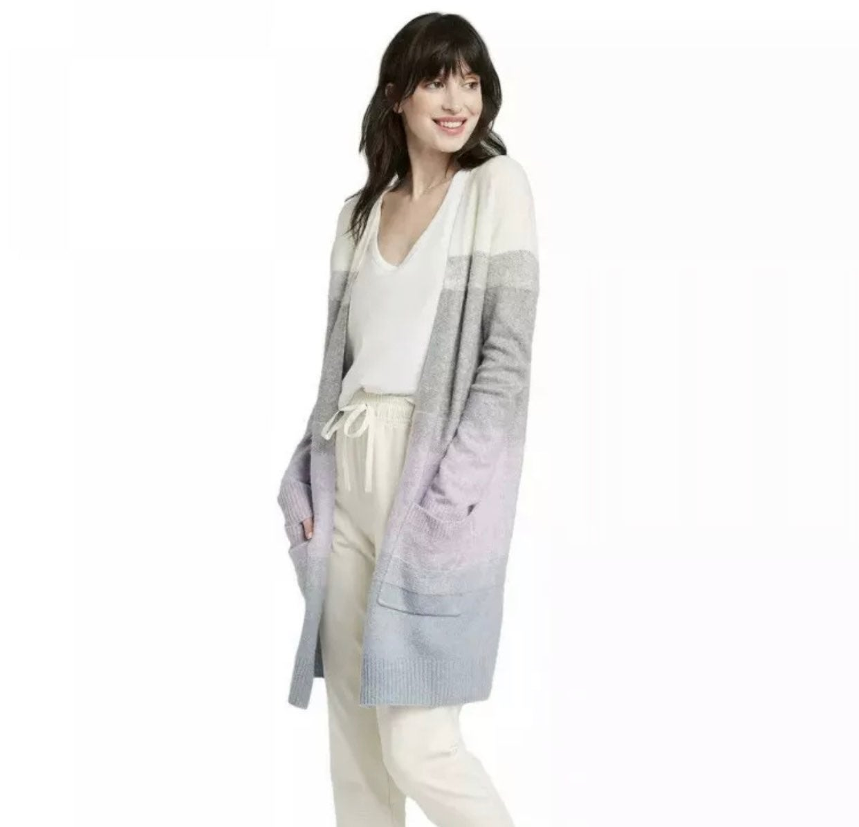 A New Day Womens Sz XSmall Sweater Purpl