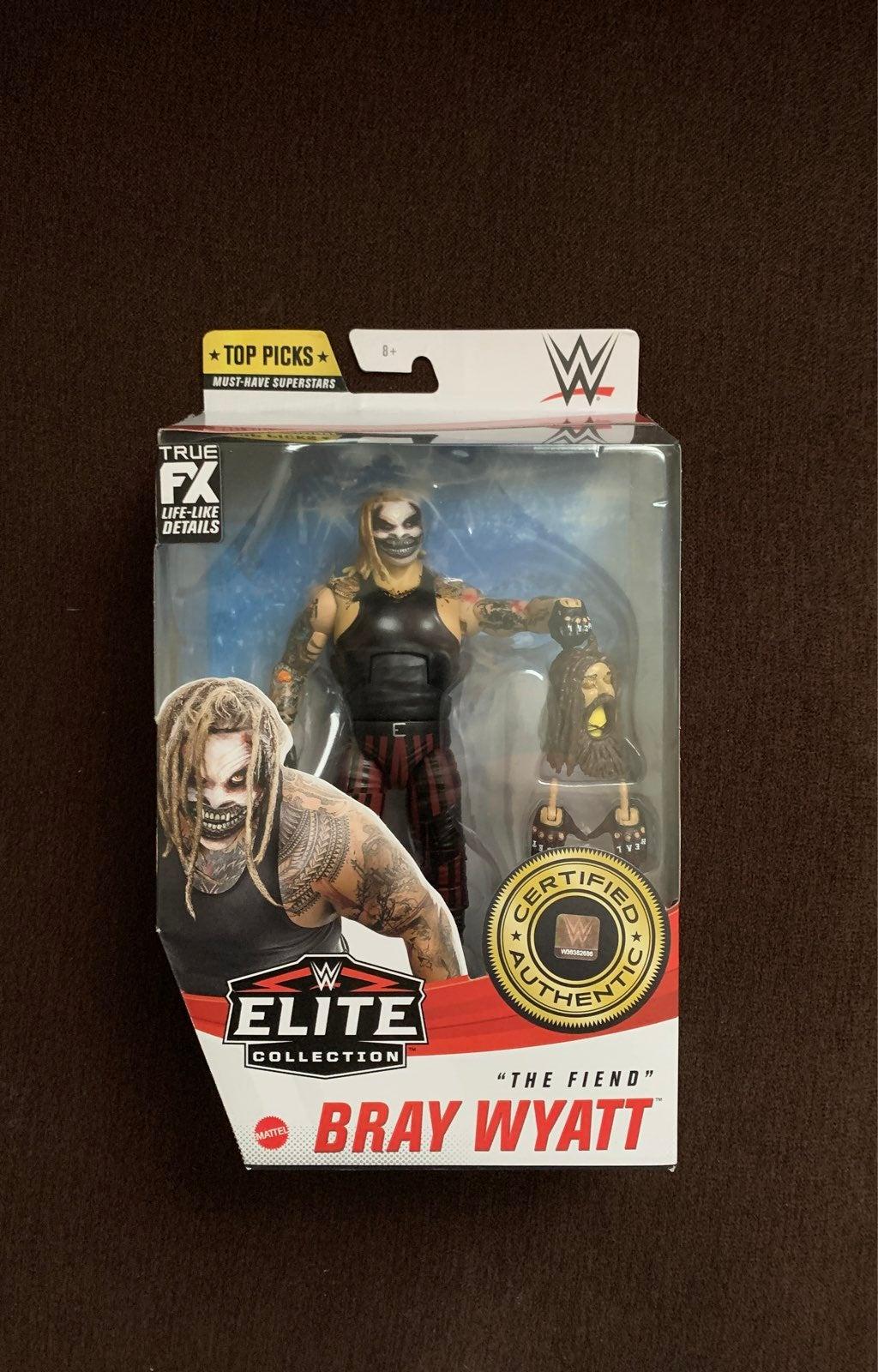 WWE Elite