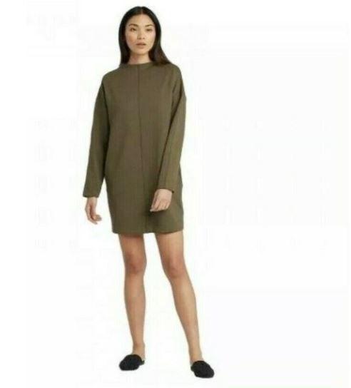 Prologue Small Green Mini Dress NWT