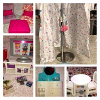 American Girl Living Room Dollhouse Furniture Accessories Mercari