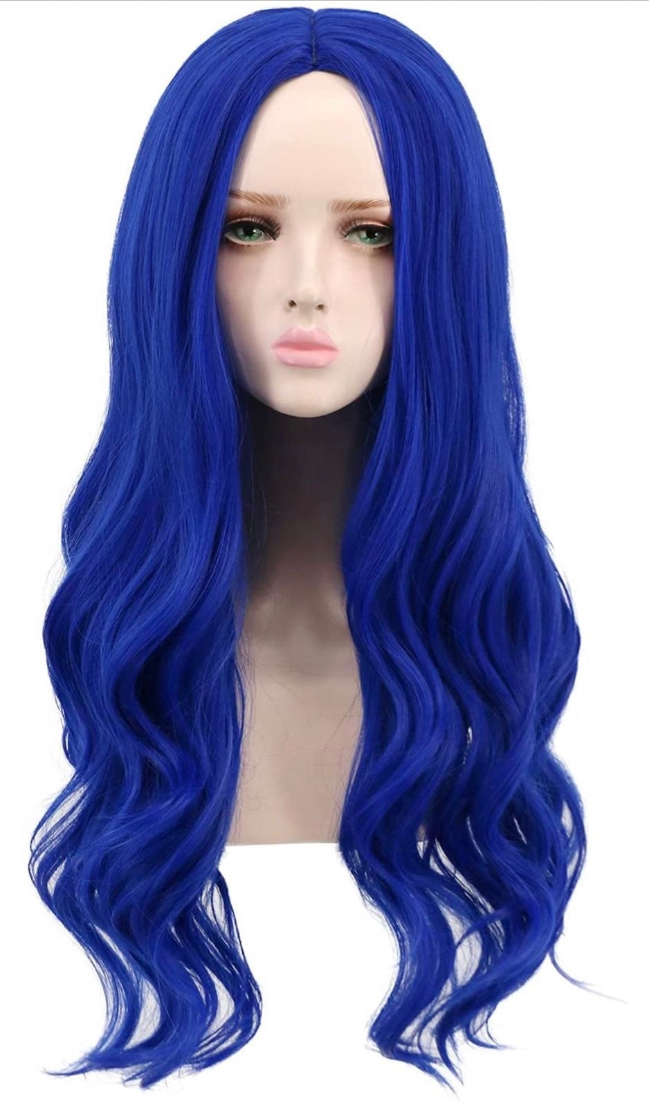 Blue Adult Wig COSPLAY