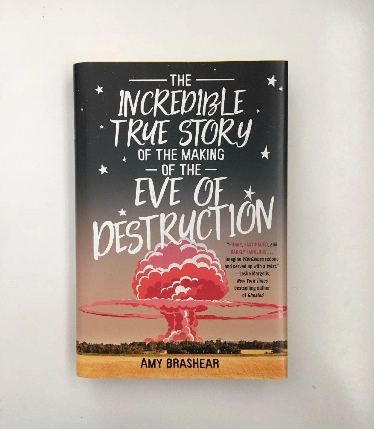Eve of Destruction by Amy Brashear Book