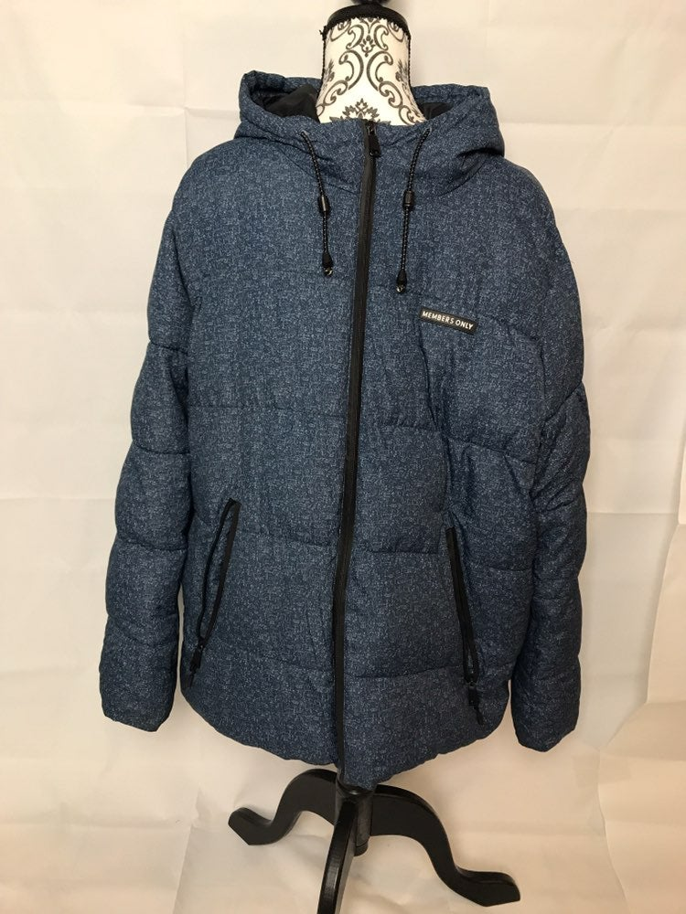 Members only puffer jacket
