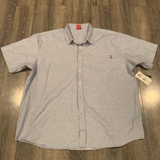 Ecko mens button down shirt 4XB
