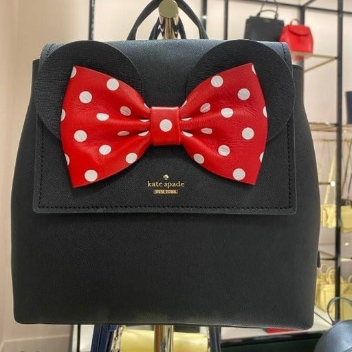 Disney Minnie Mouse Small Neema Backpack