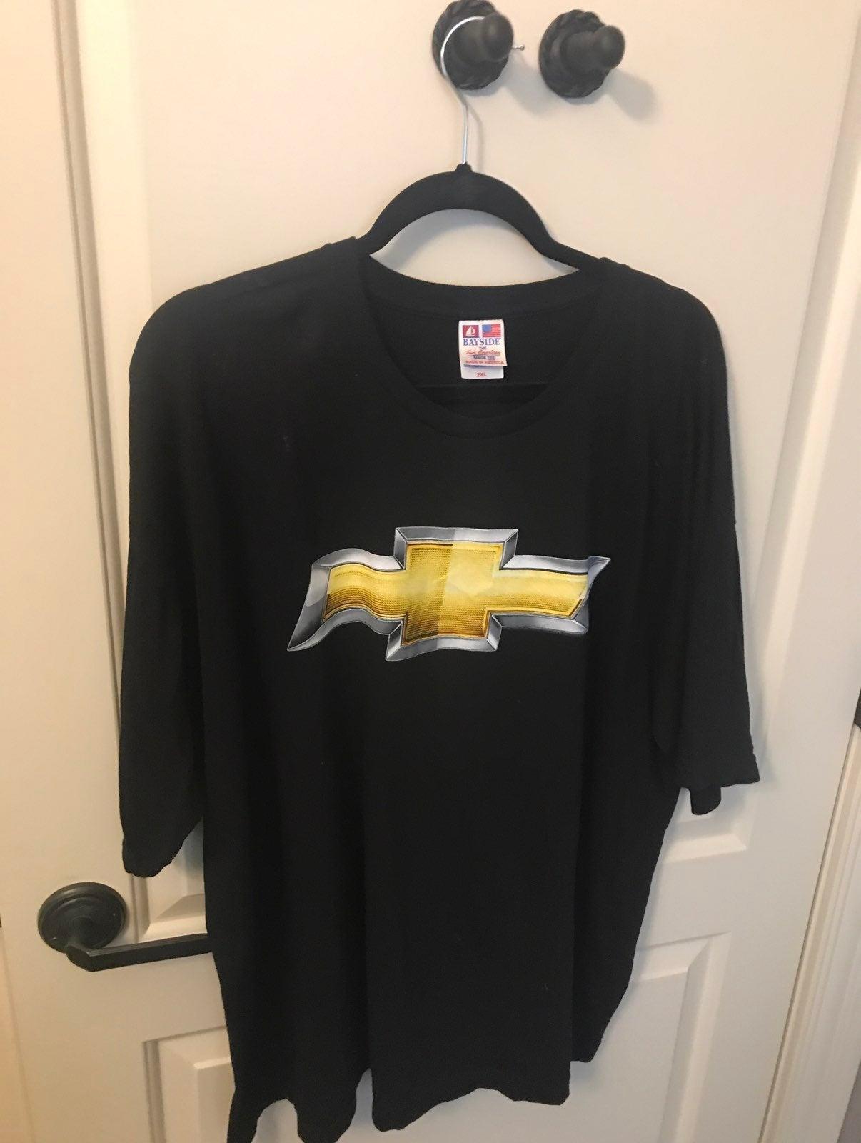 Xxl chevy t shirt