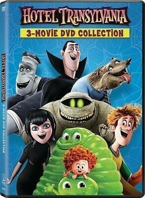 Hotel Transylvania: 3-Movie DVD
