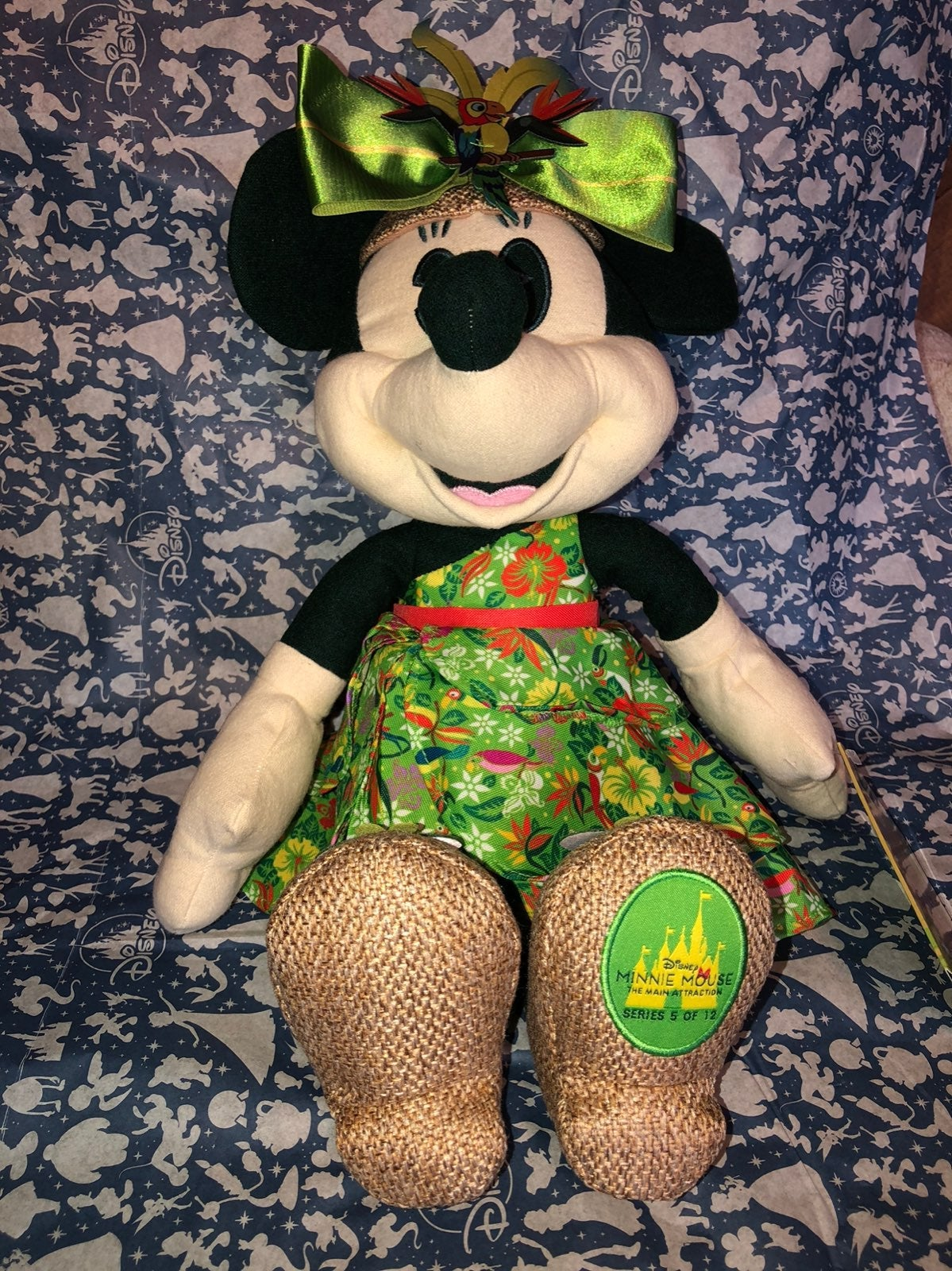 Minnie Mouse: The Main Attraction Plush