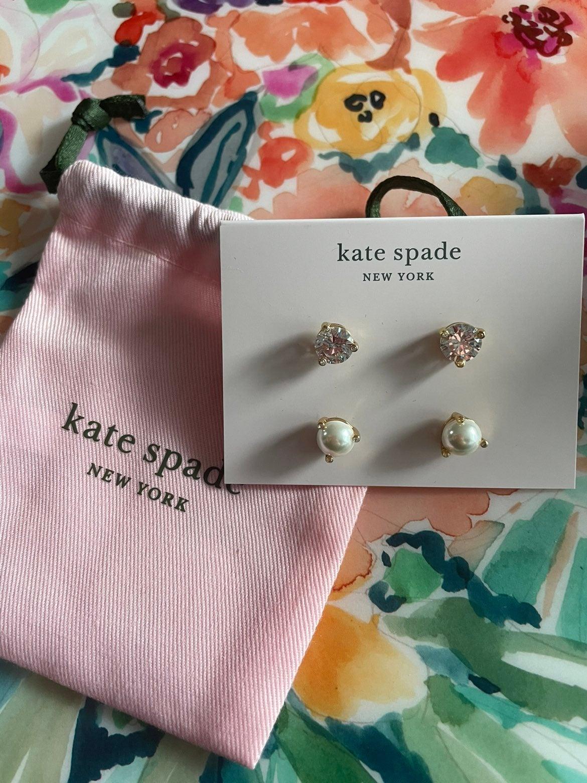 Kate Spade Earring Set