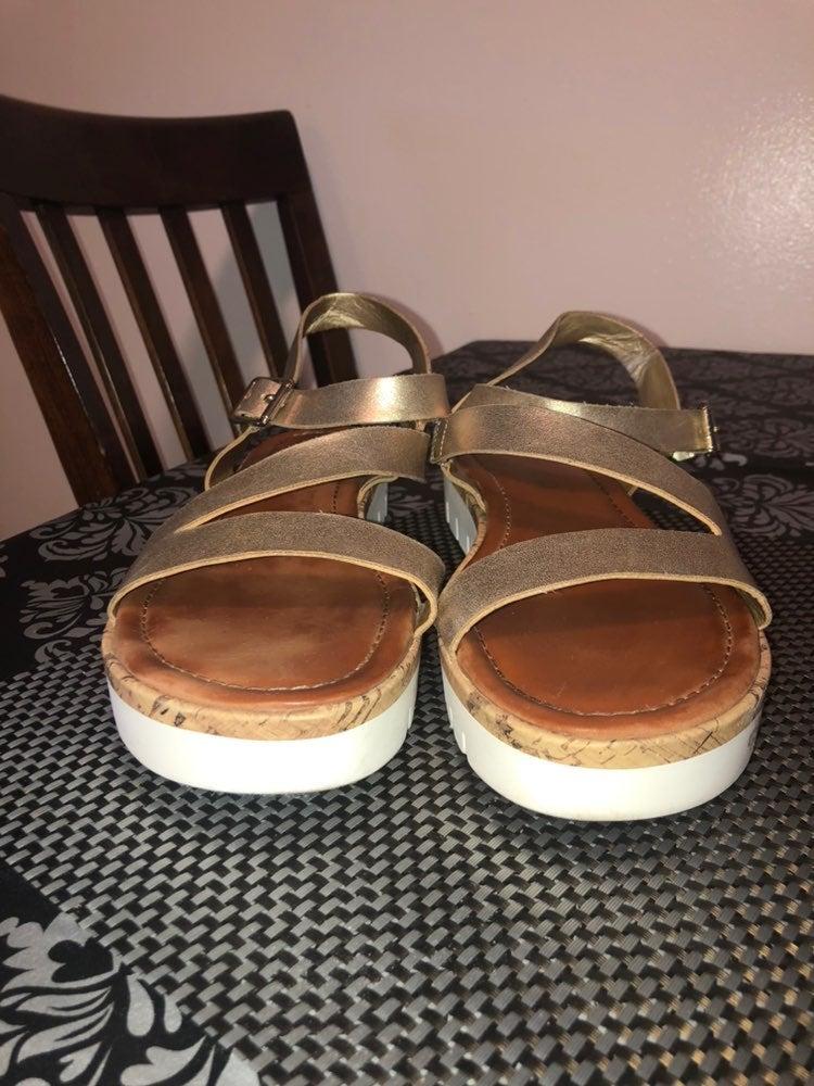 Unisa Platform Sandals   Mercari