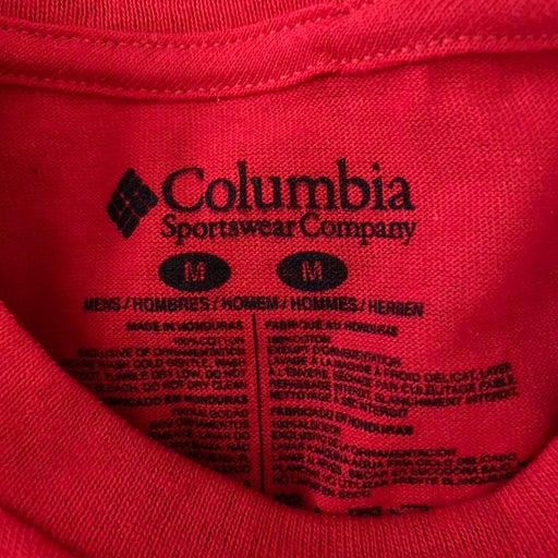 Columbia tshirt