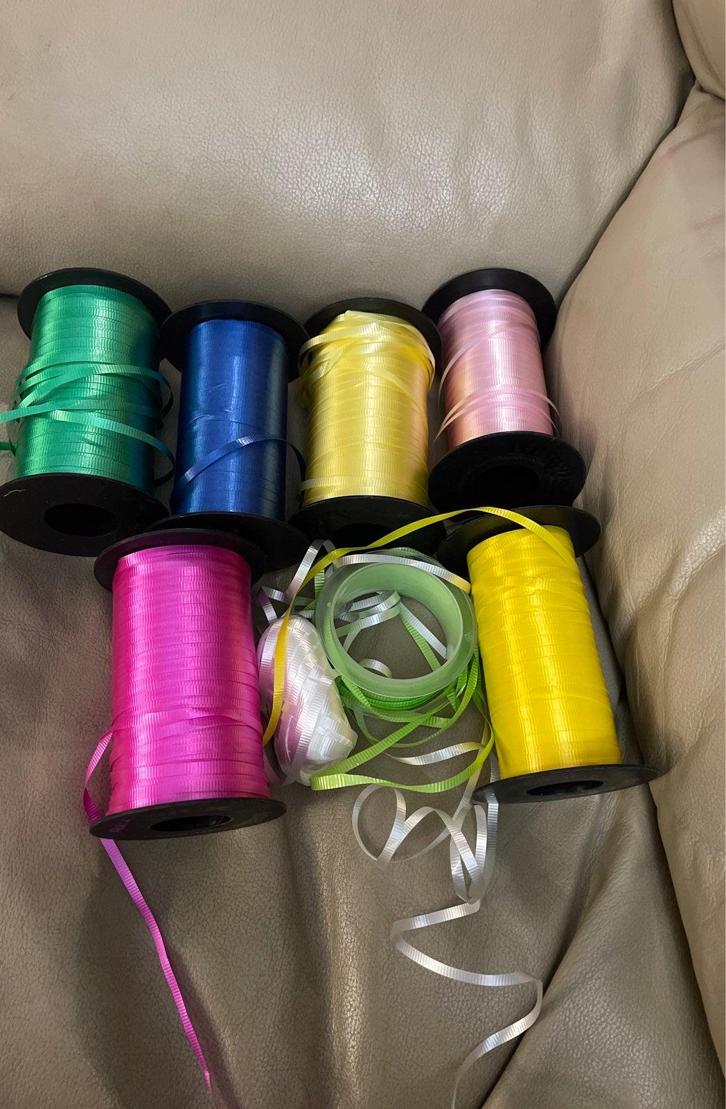 Berwick curling ribbon