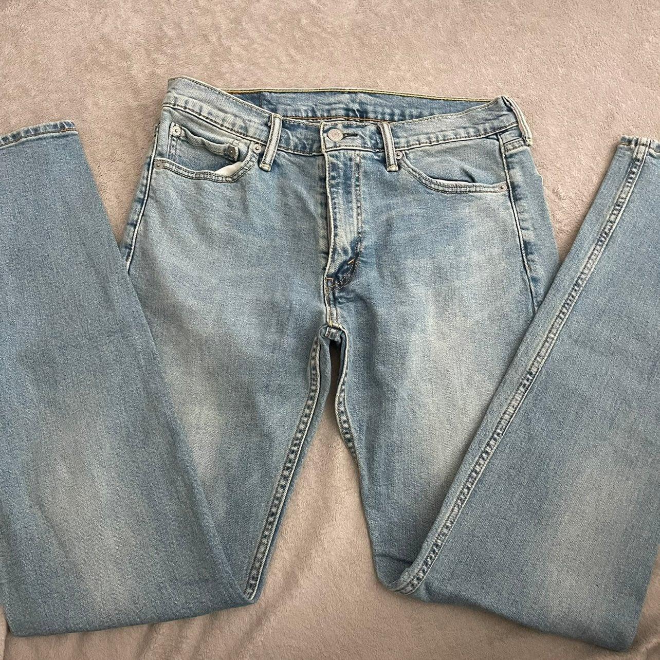 Levi's 513 Mens Jeans 32x34