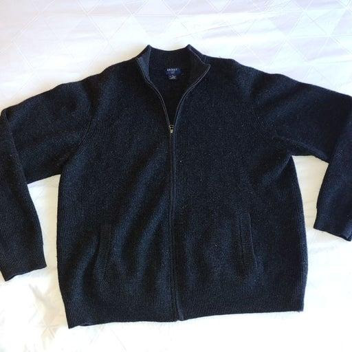 Brooks brothers 346 merino wool sweater