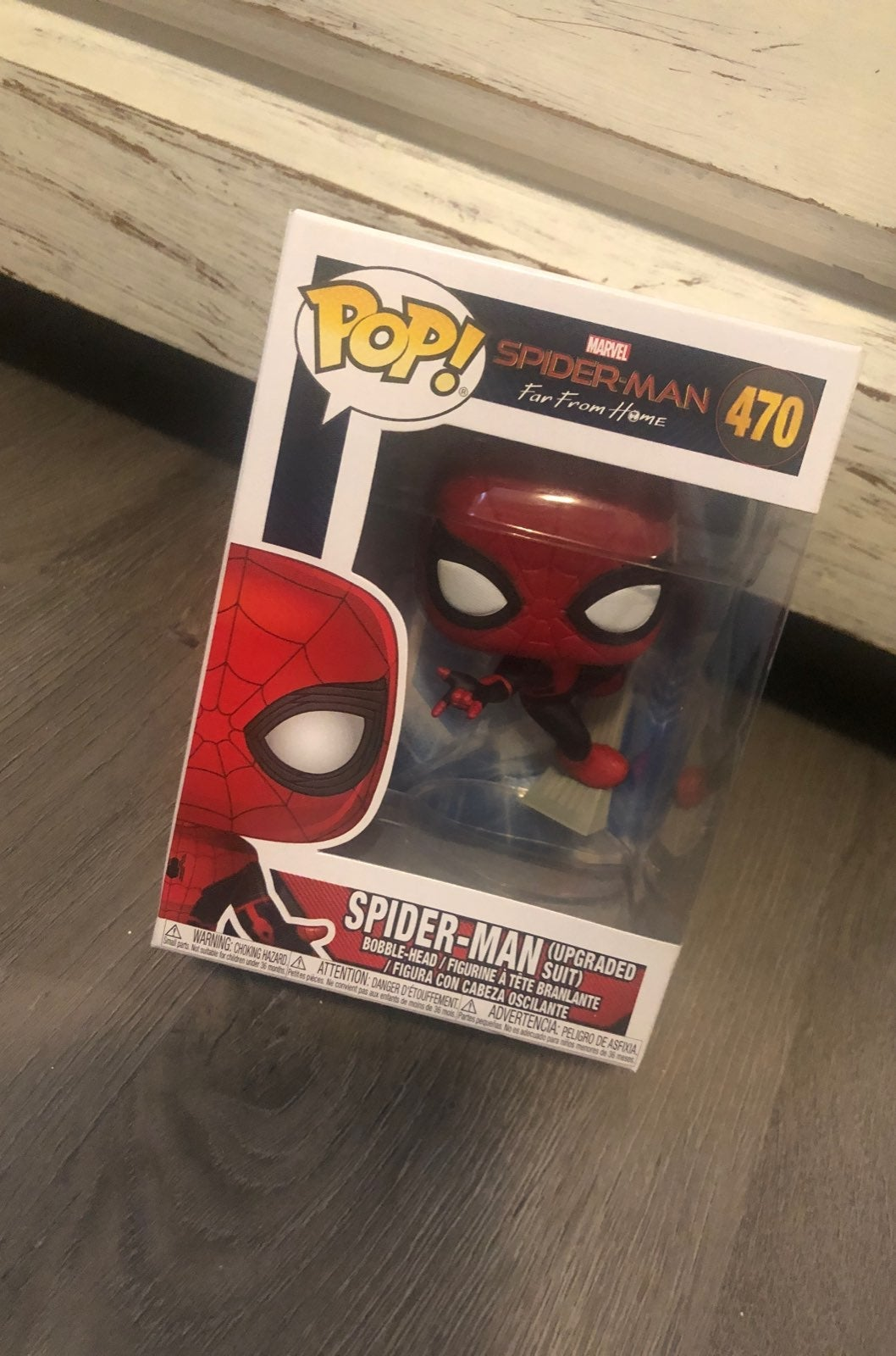 POP! Marvel Spider-man 470
