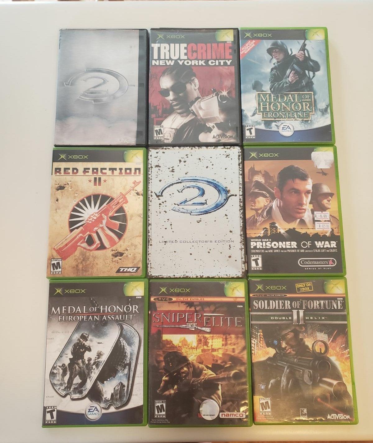 Xbox Game Bundle