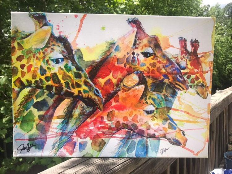 Jen Callahan art