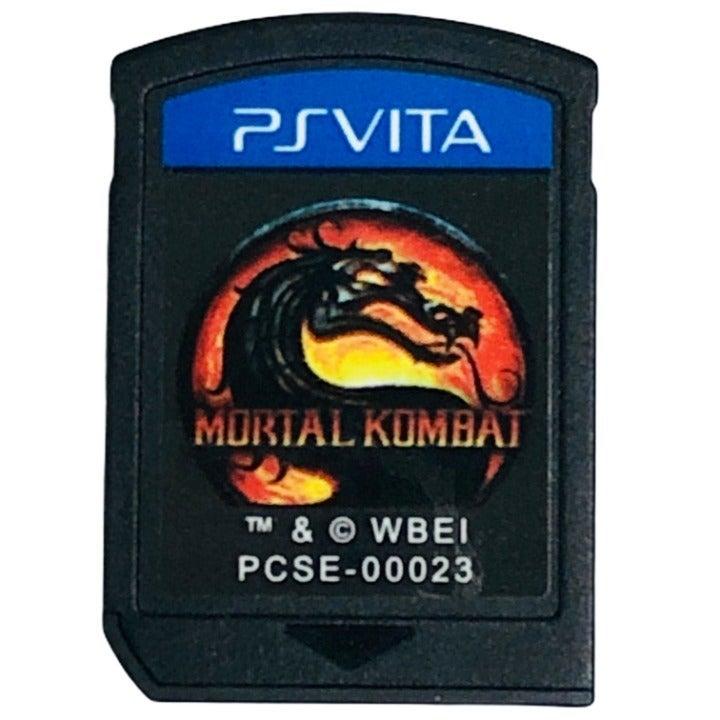 Mortal Kombat Sony Playstation Vita PS
