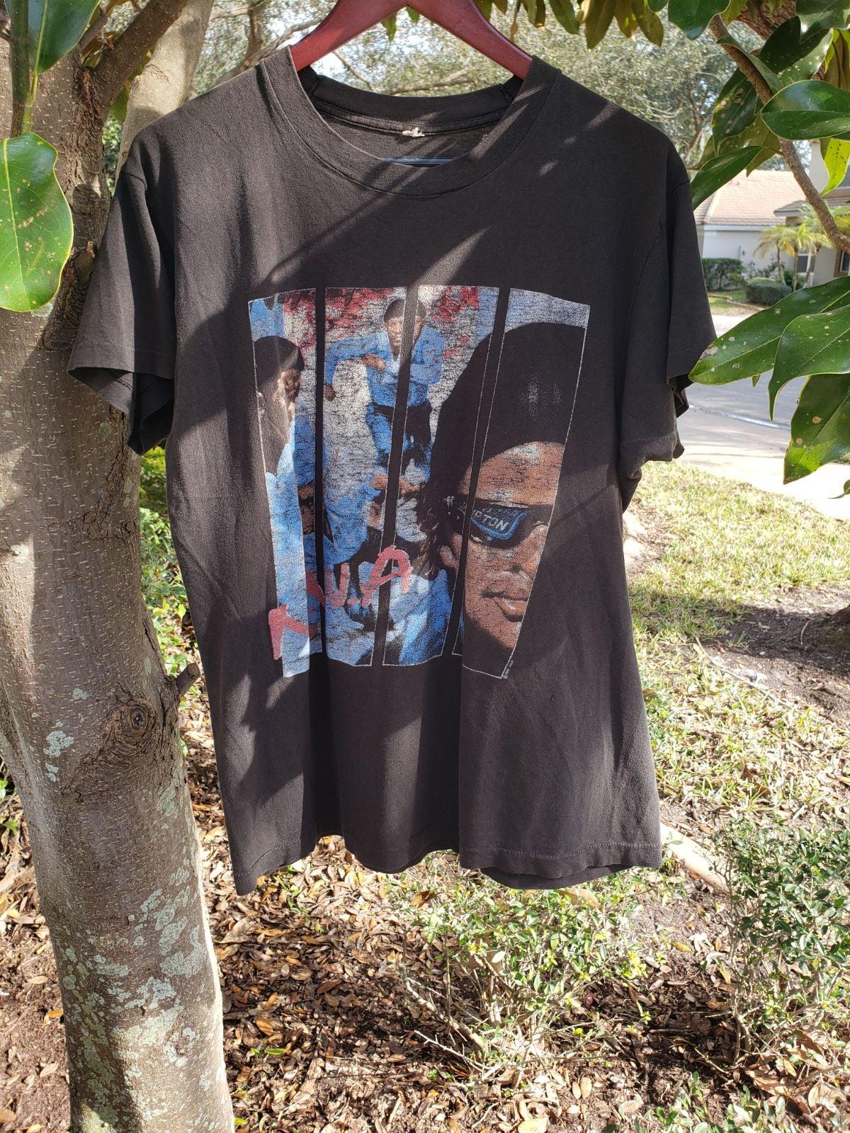 Vintage rap t shirt
