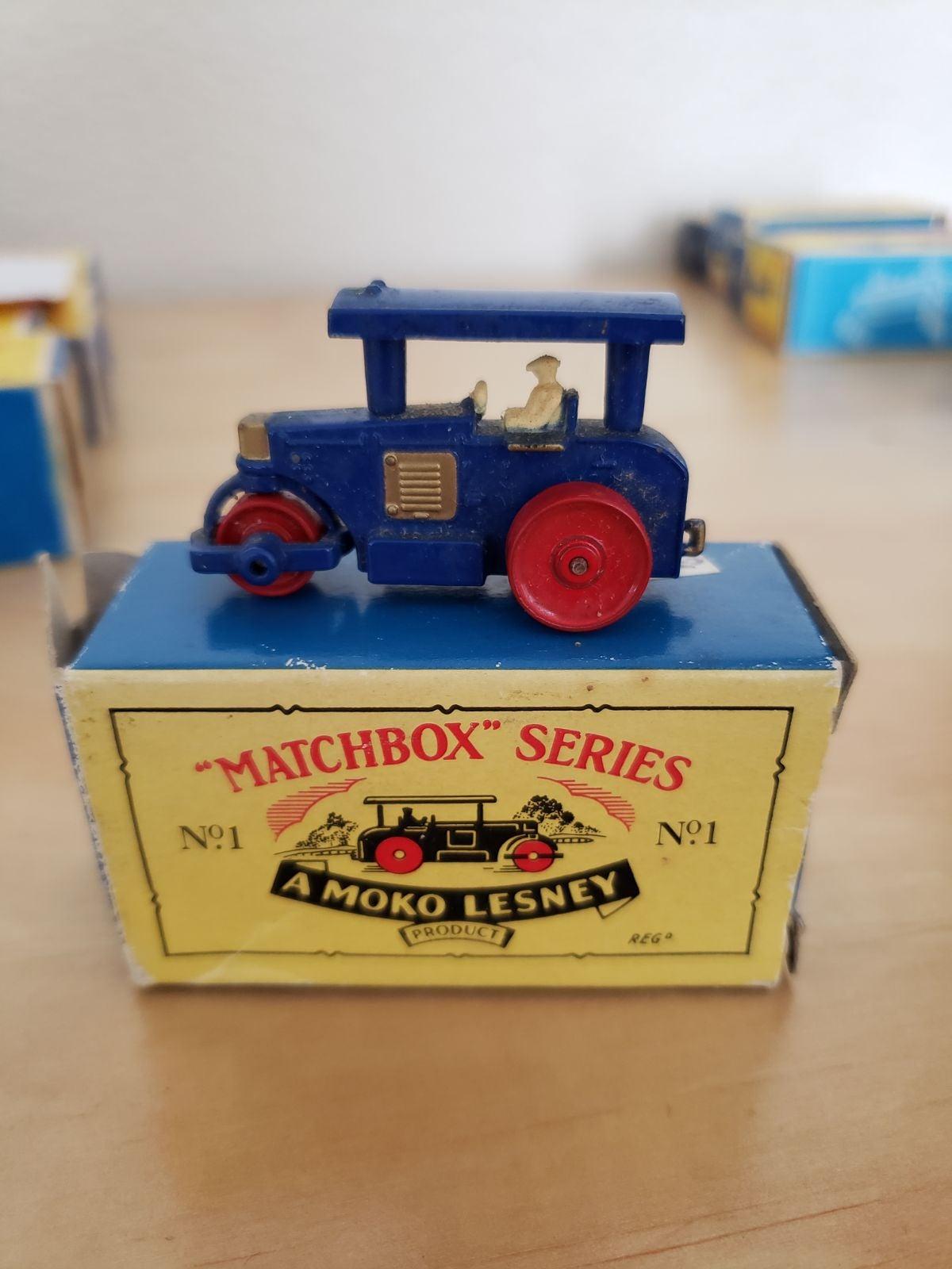 Matchbox Car No. 1