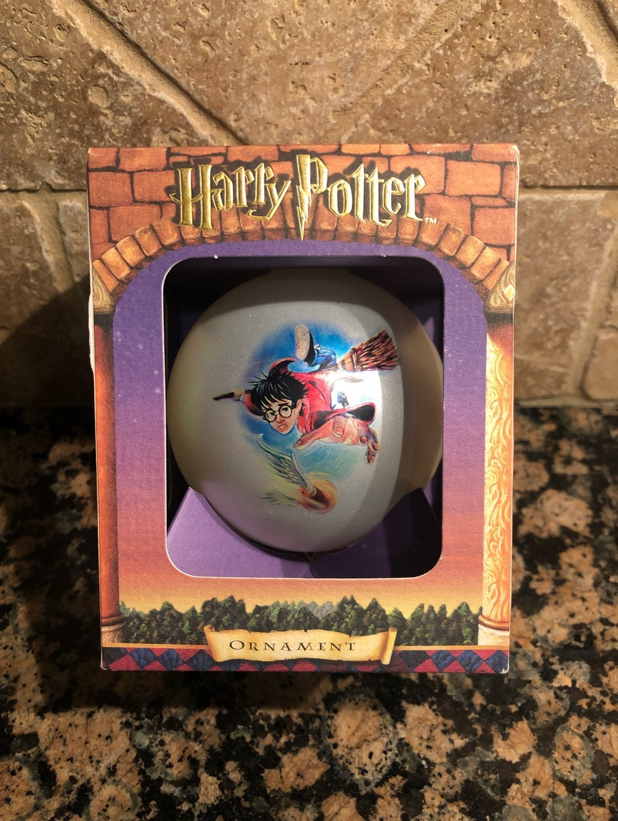 harry potter and the sorcerers stone orn
