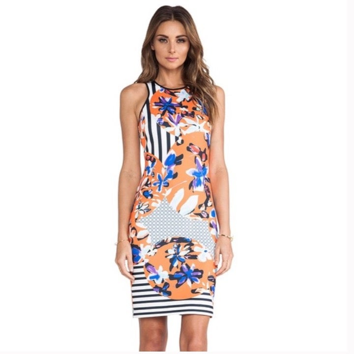 Clover Canyon | Floral Discs Dress