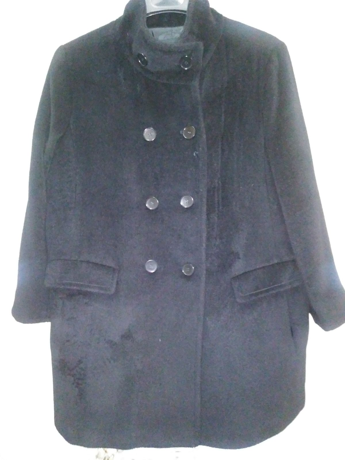 Wool Coat By Talbots Sz. 14