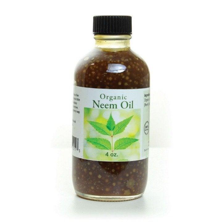 Neem Oil (Organic) - 4 oz.